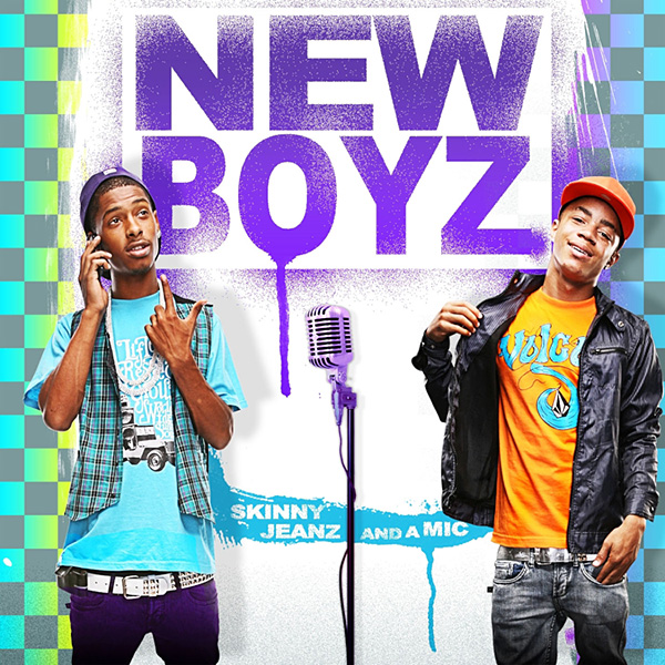 New Boyz - Skinny Jeans And A Mic
