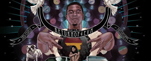 Big K.R.I.T. &#8211; ReturnOf4Eva [Mixtape]