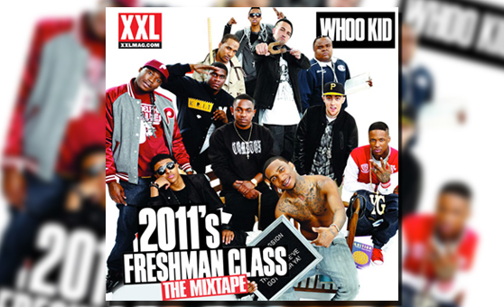 XXL 2011&#8242;s Freshman Class: The Mixtape [Download]