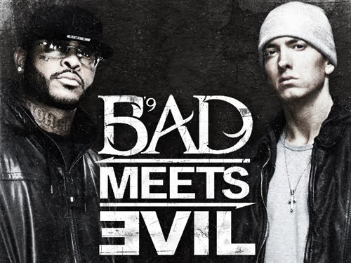 DJ LP's Sound Session – Bad Meets Evil & OutKast