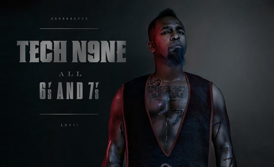 Tech N9ne – All 6′s And 7′s [Review]