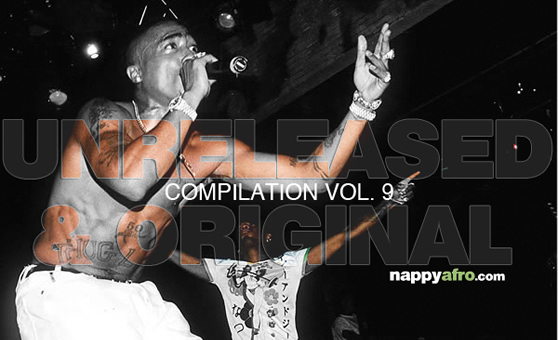 2Pac – Unreleased & Original (Compilation Vol. 9) [Mixtape]