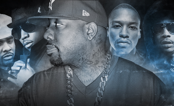 "Trae Tha Truth feat. Lupe Fiasco, Big Boi, Wale, Wiz Khalifa, & MDMA – ""I'm On"""