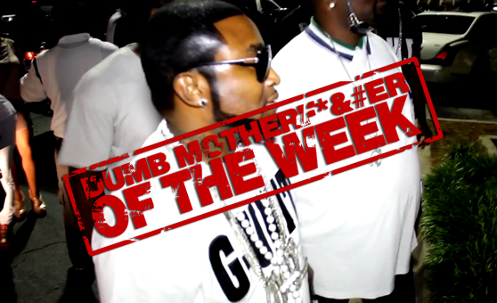 DMF of the Week: Shawty LO's Hairstyle