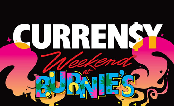 Curren$y – Weekend At Burnie's [Review]