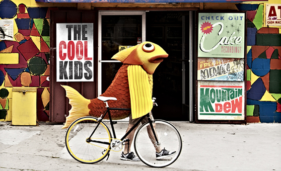 The Cool Kids – When Fish Ride Bicycles [Review]