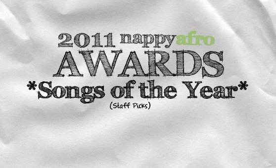 2011 Songs of The Year (Front)