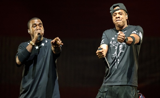 Jay-Z &#038; Kanye West &#8211; &#8220;Niggas In Paris&#8221; [Video]