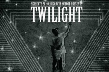 24 Hour Karate School Presents-Twilight (Front)
