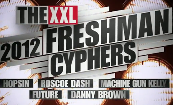 XXL 2012 Freshman Cyphers [Video]