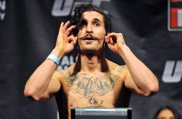 Ian McCall (Front)