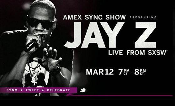 Jay-Z's Amex Sync Show At SXSW [Video]