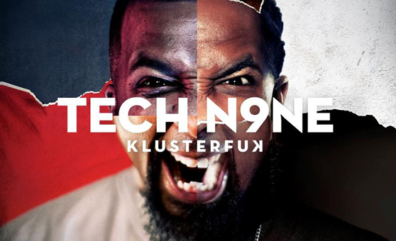 Tech N9ne – Klusterfuk EP [Review]