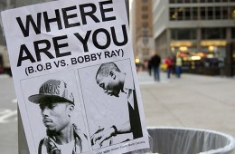 Where Are You (B.o.B vs. Bobby Ray) (Front)