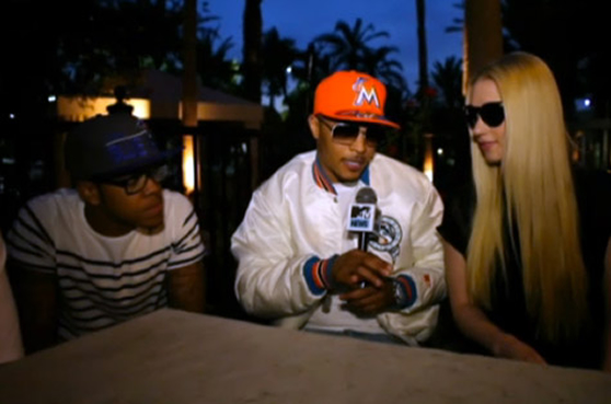 T.I. Signs Iggy Azalea, Chip, & Trae Tha Truth To Grand Hustle