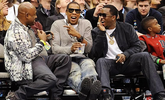 Hip-Hop's Wealthiest Artists 2012