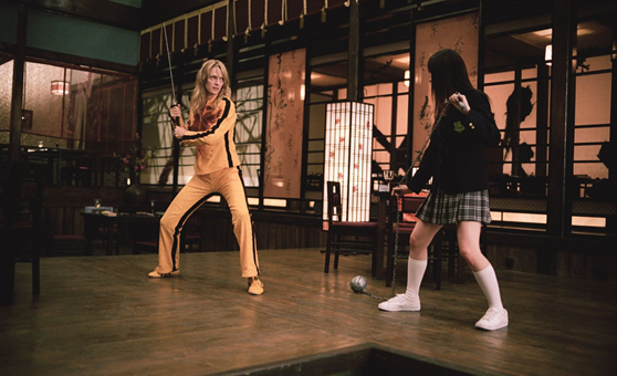 Friday Night 'Fro: Kill Bill Chronological [Video]