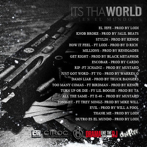 Its Tha World (2)