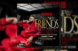 No New Friends (Front)