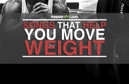 Songs That Help You Move Weight (Front)