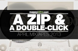 A Zip And A Double-Click-April (Front)