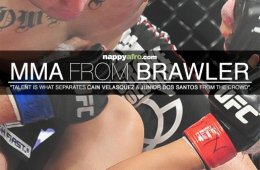 MMA From Brawler (Front)