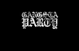 Gangsta Party Front2