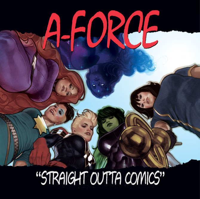 A-Force 1