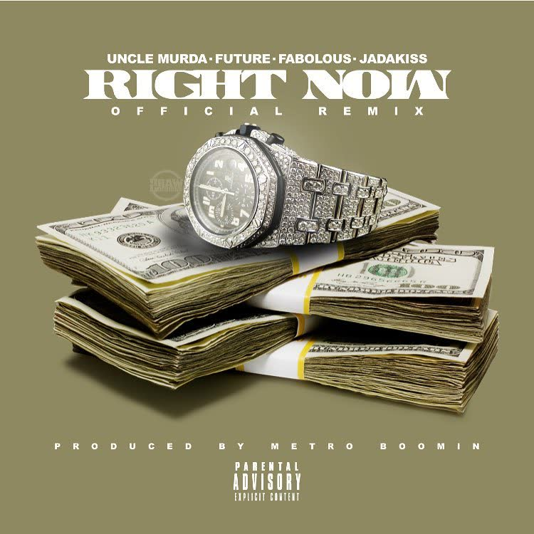 Right Now Remix