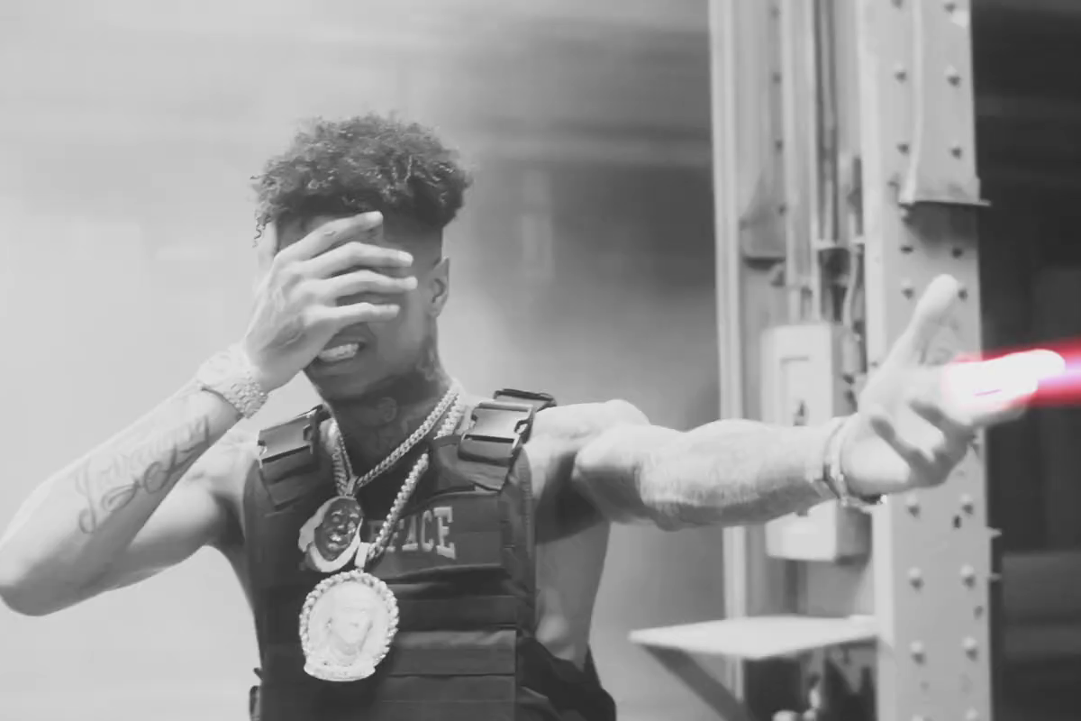 Blueface Stop Cappi - Artstage
